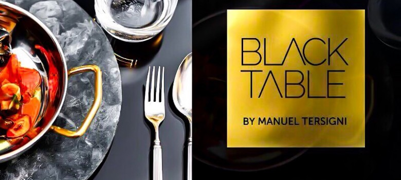 Black — CHEF — TABLE